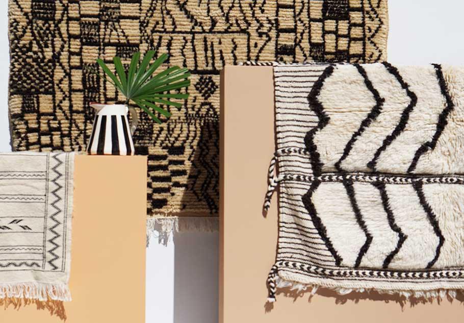 Ou acheter un tapis berbère à Paris ?